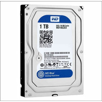 Disco Rigido 1tb Sata3 6gb/s 7200rpm 64mb 150mb/s Wd Blue