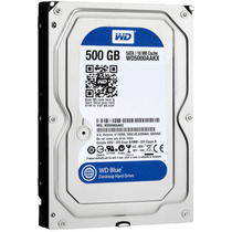 Disco Rigido Wd Western Digital Hd 500gb Sata 3 16mb - Mexx