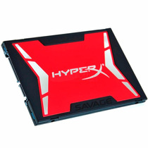 Disco Solido Kingston Hyperx Savage 240gb Ssd Tienda Oficial