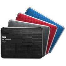 Disco Rigido Portatil Western Digital Passport Ultra 1tb Usb