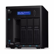 Wd My Cloud Ex4100 Nas Server Case 0tb Harlempc