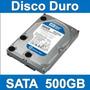 Líquido Disco Rígido Sata 500 Gb Para Pc Usado Sin Errores