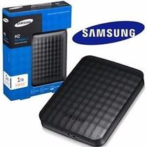 Disco Externo Portatil Samsung M3 1tb - Usb 3.0