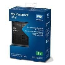 Disco Rigido Externo Portable Wd My Passport 1tb Usb 3.0