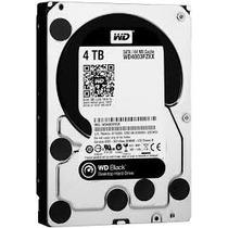 Disco Duro Western Digital 4 Tb Black Sata 3 - 64 Mb ¡nuevo!
