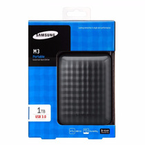 Disco Rigido Externo Portatil Samsung 1tb Cable Usb 3.0 /2.0