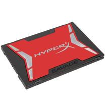 Disco Estado Solido Ssd Kingston Hyperx Savage 480gb Sata 3