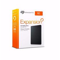 Disco Rígido Externo Seagate Portable 1tb Usb 3.0 Fact A- B