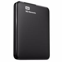 Disco Rigido Portatil Wd Western Digital Externo 1tb Usb 3.0