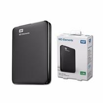 Disco Duro Portable Wd Western Digital 1 Tb Usb 3.0 New
