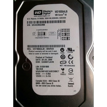 Disco Rigido 160gb Ide Western Digital Caviar Wd1600aajb