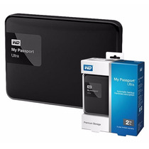 Disco Externo Western Digital My Passport Ultra 2tb Usb 3.0