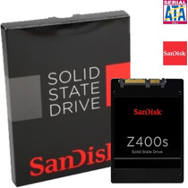 Disco Ssd 128 Gb Sandisk Sata 3 Pc Notebook +q Kingston 120