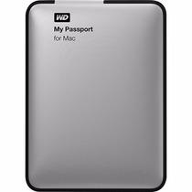Disco Rígido Externo 1tb Wd Mac My Passport Usb 3.0