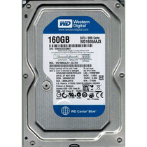 Disco Rigido Western Digital 160gb Wd1600aajs