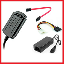Adaptador Usb A Sata E Ide Discos Pc Y Notebook Grab Cd Dvd