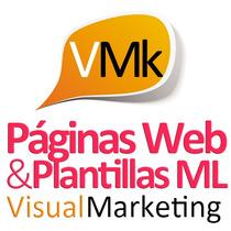 Diseño Web, Diseño De Plantillas Ml, Diseño De Paginas Web