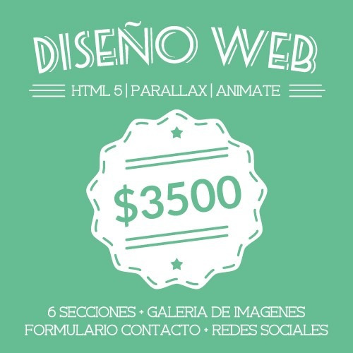 Diseño De Páginas Web, Profesional, A Medida, Diseño Gráfico