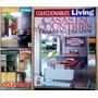 Lote 3 Revistas Living Coleccionables Casas En Countries