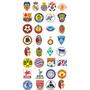 Mas De 1400 Vectores Escudos De Equipos De Futbol