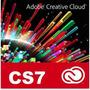 Pack Cs7 Creative Cloud Español Ingles Mac Os10.7-10.8-10.9