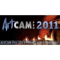 Delcam Artcam Pro 2011 Español 32-64 Bits Diseño Cnc 2d-3d