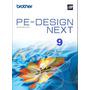 Brother Pedesign 9 Next Español 32-64 Bit + Cienmil Diseños
