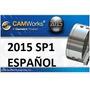 Camworks 2015 Sp1 Español Para Solidworks 2014-2015 +¡curso!