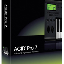 Sony Acid Pro 7 + Producer Loops & Samples (oferta Envio)