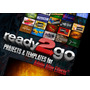 Proyectos Editables After Effects Ready2go Vol. 1 Son 6 Dvds