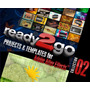 After Effects Proyectos Editables Ready2go Vol. 2 En 9 Dvds