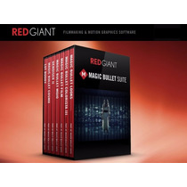 Red Giant 2015 Plugins After Effects Windows X Descarga Web