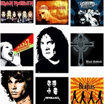 Vectores Bandas De Rock Nacionales E Internacionales