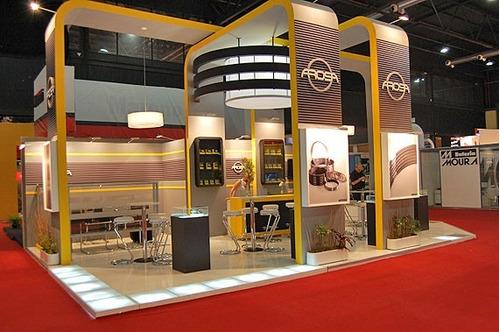 Diseño Y Armado De Stands Para Ferias Y Exposiciones