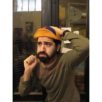 Gorro De Quico Para Disfraz De Chavo Del 8, Chespirito, Ñoño