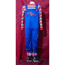 Disfraz De Chucky - Hallowen
