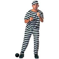Disfraz De Prisionero Tienda Fisica