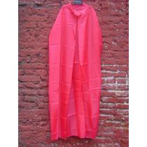 Disfraz Capa Roja Sin Capucha, Talle 3