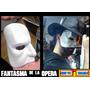Mask, The Phantom Of The Opera, Disfraz, Fantasma, Musical
