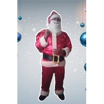 Disfraz Papa Noel - Oferta ! Completo !! Talles X L - X X L
