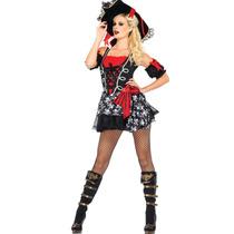 Disfraz Pirata Bucanera Leg Avenue Mujer Pirata Adultos