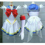 Disfraz De Sailor Moon. Adulto. Hermoso