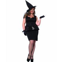 Disfraz Bruja Xl Leg Avenue Mujer Bruja Adultos