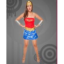 Disfraz De Mujer Maravilla Disfraces De Mujer