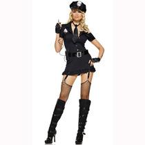 Disfraz Policia Disfraces Mujer Policia Vestido