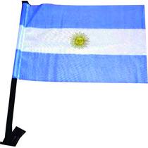 Banderita Argentina Ventanilla Auto
