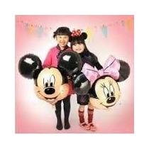 Globo Metalizado Cabeza De Mickey 24 Pulgadas Original