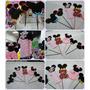 Mickey/minnie En Telgopor X 10 Unidades! Centros De Mesa