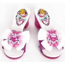 Zapatitos Con Luz Princesas Ploppy 691583