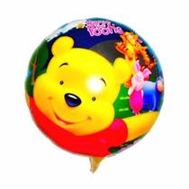 Globo Winnie Pooh Metalizado 45cm